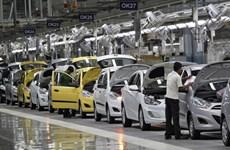 Les automobiles indiennes se vendent bien sur le marché vietnamien