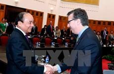 Le PM souhaite voir les entreprises vietnamiennes bénéficier de l'aide de l'US-ABC