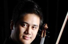 Le violoniste vietnamien Bùi Công Duy et le Trio Fugu à Hô Chi Minh-Ville