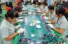 Les exportations nationales de téléphones mobiles s'élèvent à 22 milliards de dollars