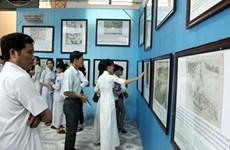 Nam Dinh: Exposition sur les archipels vietnamiens de Hoàng Sa et de Truong Sa