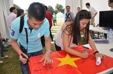 Une table ronde sur la Mer Orientale destiné aux jeunes vietnamiens en Europe