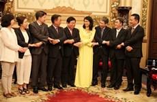 Coopération Ho Chi Minh-Ville – Gyeongsangbuk-do pour le Festival mondial des Cultures