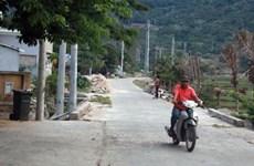 Achèvement de l'installation  du câble sous-marin de l'île de Cù Lao Chàm