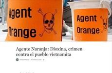 Argenpress: Dioxine, un crime contre le peuple vietnamien
