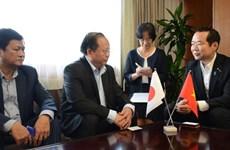 Hô Chi Minh-Ville appelle aux investissements japonais dans les infrastructures urbaines