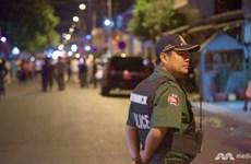 L'explosion d'une bombe fait trois blessés à Phnom Penh