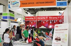 Le Vietnam participe à l'exposition sur la construction verte à Singapour