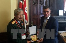 Vietnam-Royaume-Uni: promotion des relations de coopération dans la défense
