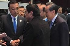 La Chine espère que ses relations avec les Philippines reviennent à la normale