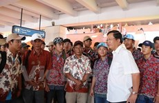 Plus de 200 pêcheurs vietnamiens arrêtés en Indonésie vont être rapatriés