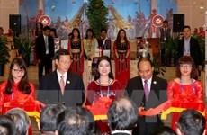 CAEXPO : inauguration du stand d'honneur du Vietnam