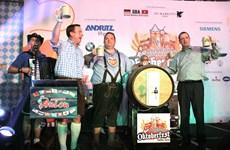 Découverte de la culture allemande à l'Oktoberfest 2016