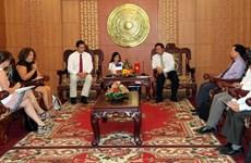 Quang Nam - Côtes d'Armor renforcent leur coopération