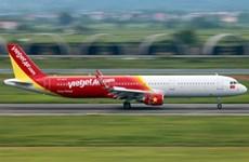 Aviation : 600.000 billets à zéro dông chez Vietjet