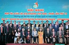 Symposium sur la coopération économique et touristique Vietnam-France