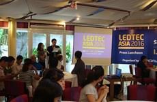 Bientôt la 5e expo sur les LED/OLED et les équipements d'éclairage à Hanoï