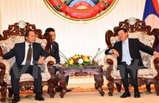 Le Laos souhaite coopérer avec le Vietnam dans  la cybersécurité