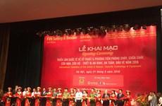 Ouverture de l'exposition Secutech Vietnam 2016 à Hanoï