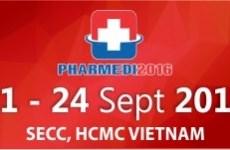 Ouverture de l'exposition internationale de médecine et de pharmacie du Vietnam