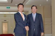 Le Japon s'engage à poursuivre son assistance au Cambodge