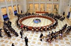 Réunion du comité intergouvernemental  Vietnam-Russie à Saint-Petersburg
