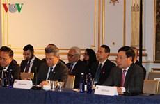 Le vice-Premier ministre Pham Binh Minh aux conférences ASEAN - États-Unis, ASEAN-ONU