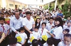 Saigontourist se lance dans le caritatif