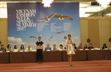 Hanoï: Semaine de la mode printemps-été 2017
