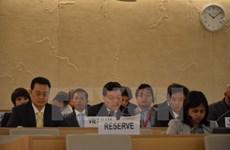 Le Vietnam souligne l'importance de la coopération internationale dans le développement durable