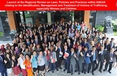 L'ASEAN renforce sa lutte contre la traite  humaine