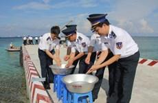 Lancement du programme «L'eau pour Truong Sa»