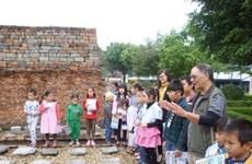 Lancement du programme éducatif sur les patrimoines