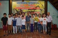 Hoi An ouvre un  cours de théâtre classique pour les enfants