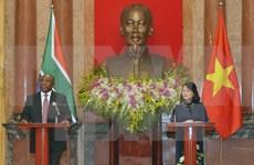 Le Vietnam et l'Afrique du Sud comptent doubler leurs échanges commerciaux