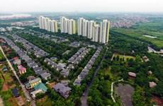Hanoi: dix nouvelles zones urbaines où il fait bon vivre