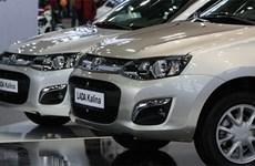 Montée en flèche des importations de véhicules en provenance de Russie