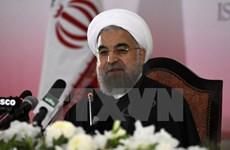Le président de la République islamique d'Iran Hassan Rohani entame sa visite d'Etat au Vietnam