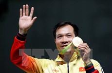 Tir : Hoang Xuan Vinh demeure le premier mondial au pistolet 10m