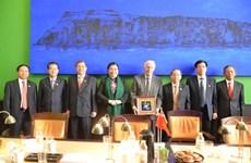 Renforcement du Partenariat intégral entre le Vietnam et le Danemark