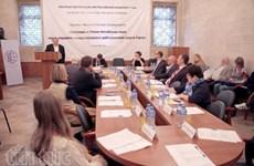 Symposium sur la Mer Orientale en Russie