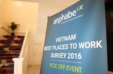 """Lancement de l'enquête """"Meilleur lieu de travail en 2016"""""""