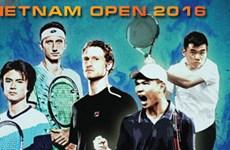 Tennis: Tournoi international Vietnam Open 2016 à Ho Chi Minh-Ville