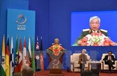 Un consensus sur la sécurité de la navigation maritime obtenu au forum de Xiang Shen
