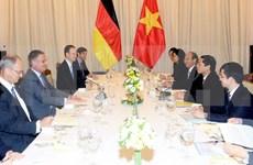 La 4e réunion du groupe de pilotage de la stratégie Vietnam-Allemagne