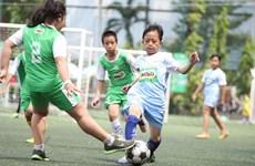 Hô Chi Minh-Ville développe la pratique du football à l'école
