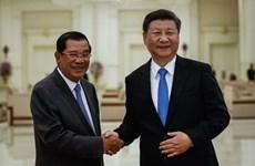 Chine et Cambodge signent 31 documents de coopération