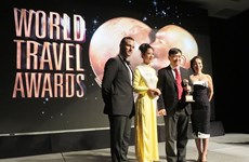 "Tourisme : Da Nang remporte un ""World Travel Award"" 2016"