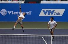 Tennis : clôture du Vietnam Open 2016 à Hô Chi Minh-Ville