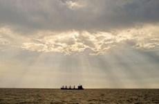 Trois photos sur l'archipel vietnamien de Truong Sa présentées à Berlin